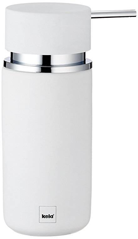Dávkovač mýdla PER bílá keramika KL-20420 - Kela