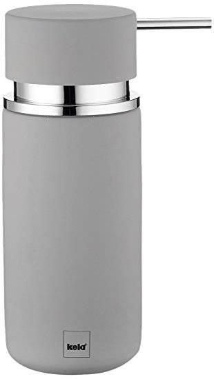 Dávkovač mýdla PER šedá keramika KL-20422 - Kela