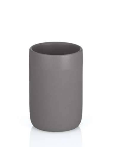 Pohár PER keramika šedý KL-20426 - Kela