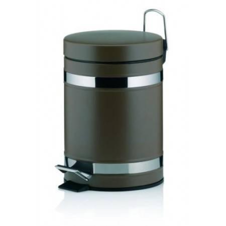Odpadkový koš Sevilla 3l hnědý Kl-21806 - Kela