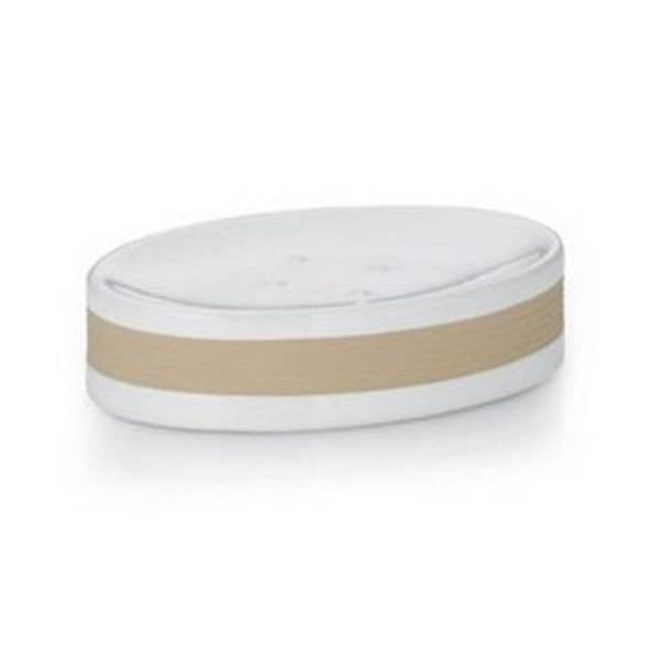 Fotografie Miska na mýdlo keramická béžová - Kela