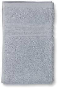 Ručník Leonora 100% bavlna, šedý 30x50cm - Kela