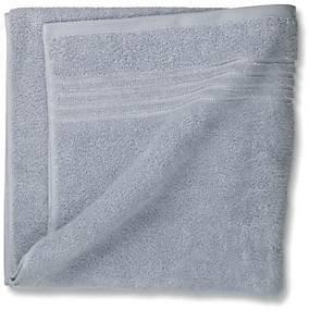 Ručník Leonora 100% bavlna, šedý 70x100cm - Kela