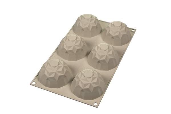 Silikonová forma 3D mini Gemma - Silikomart