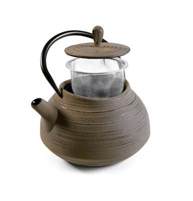Litinová konvička na čaj Sakai 1200ml - Ibili