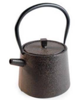 Litinová konvička na čaj Nara 1,2l - Ibili