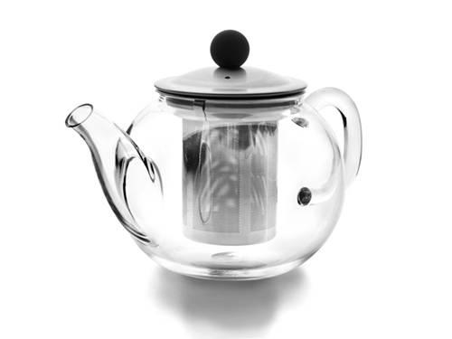 Skleněná konvička na čaj 0,9l - Ibili
