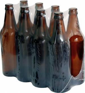 Láhve na pivo 0,5l 8ks - BIOWIN