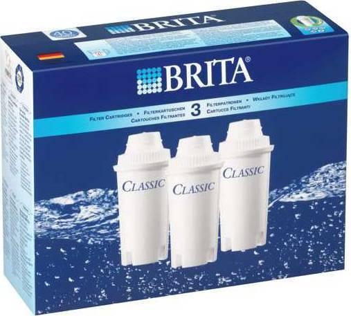 Náhradní filtry bal. 3 ks clasic 100281 Brita