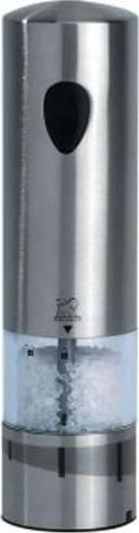 ELIS dobíjecí el.mlýnek na sůl 20 cm nerez 23232 Peugeot