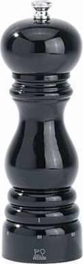 PARIS mlýnek na sůl 18 cm černý lak 23713 Peugeot