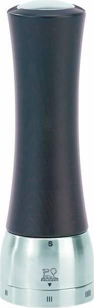 MADRAS mlýnek na sůl 21 cm čokoládový/nerez 25236 Peugeot