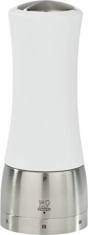 MADRAS mlýnek na sůl 16 cm nerez/matný bílý 28848 Peugeot