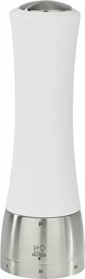 MADRAS mlýnek na sůl 21 cm nerez/matný bílý 28862 Peugeot