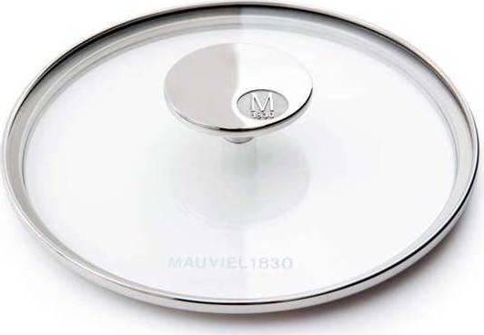 MAUVIEL M'360 poklice skleněná 20 cm + dárek k nákupu