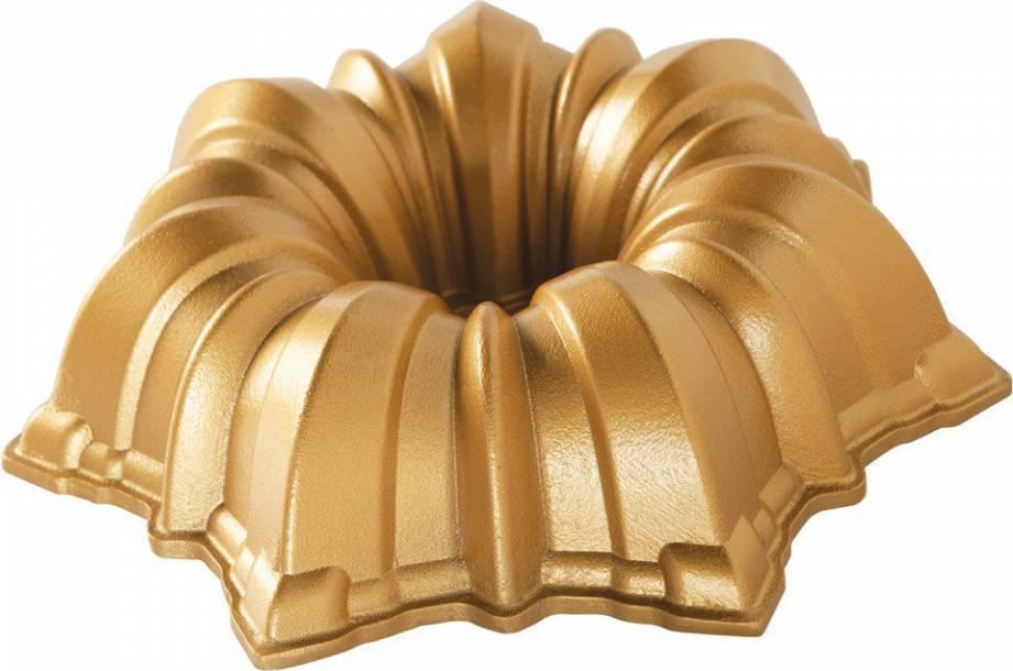 NW Forma hvězda 5cup zlatá 84277 Nordic Ware