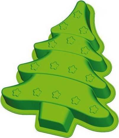 silikonový vánoční stromeček 0210300R01M019 Lékué