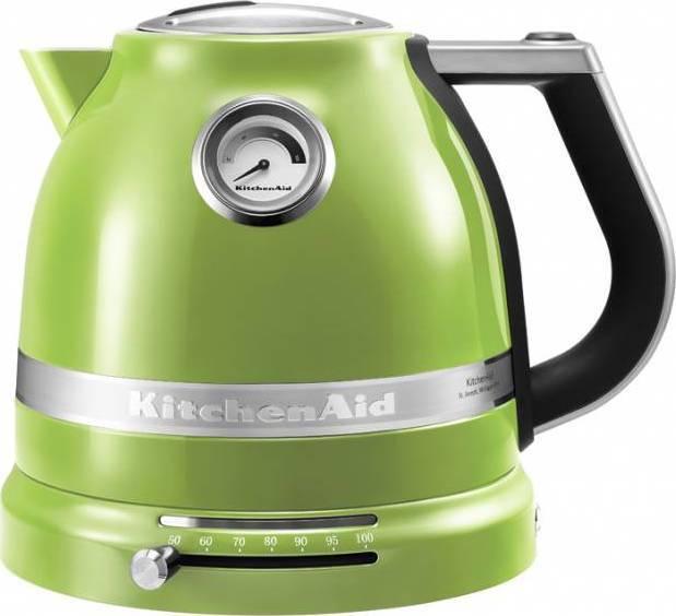 Artisan Rychlovarná konvice 1,5l zelené jablko 5KEK1522EGA KitchenAid