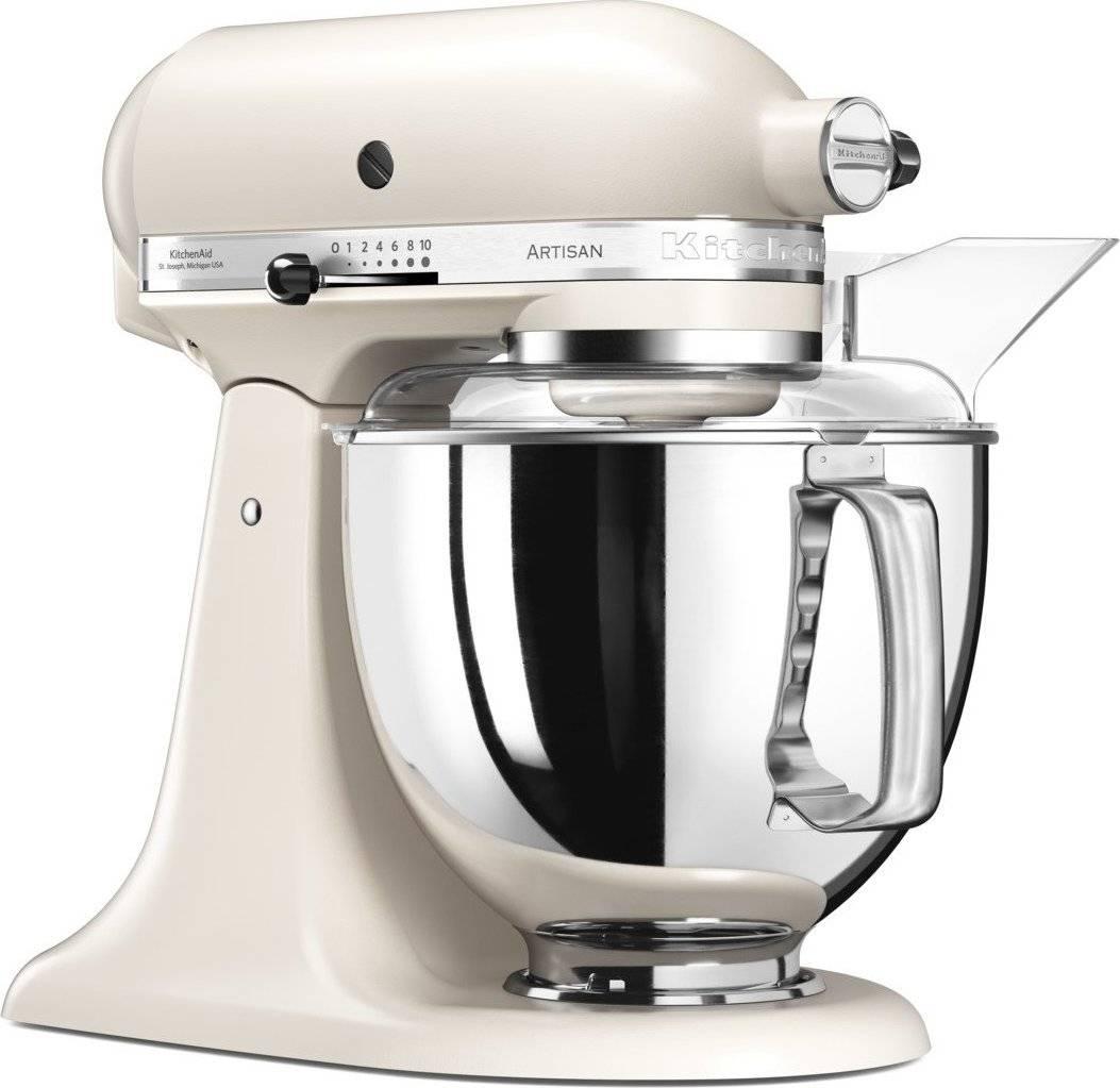 KitchenAid Artisan Robot model 175 bílá káva + dárek k nákupu
