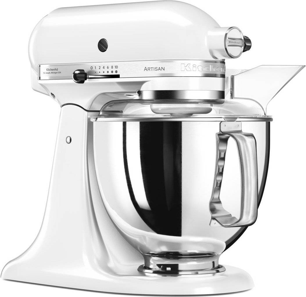 KitchenAid Artisan Robot model 175 bílá + dárek k nákupu