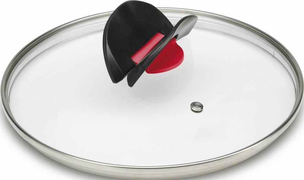 Ballarini Skleněná poklice skládací úchyt 22 cm (FSCVRC.22)