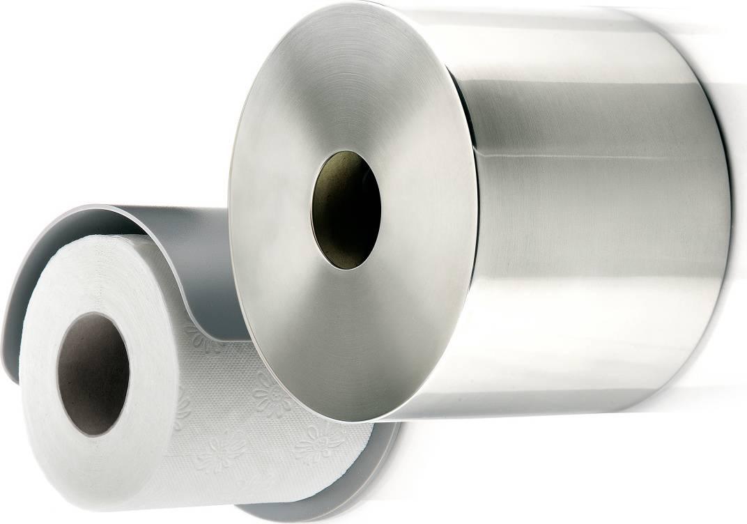 Kryt na náhradní roli toaletního papíru z nerezové oceli, nerez, 567793 eva solo