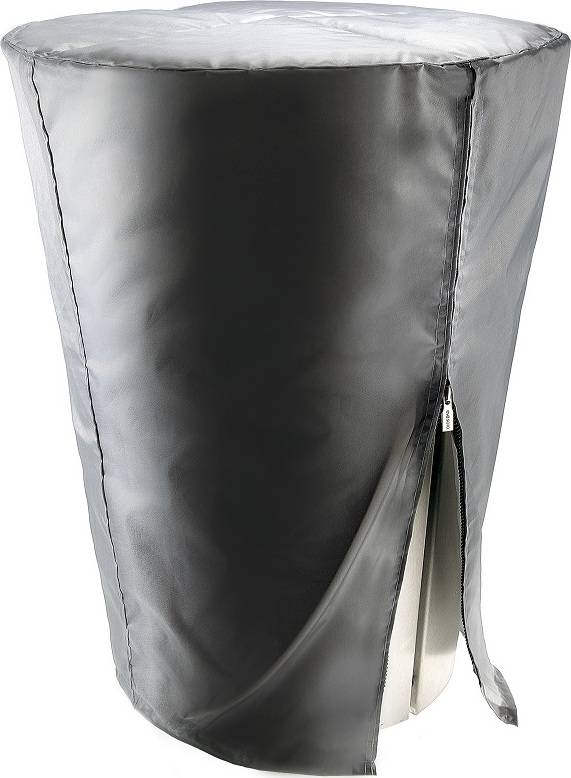 Ochranný potah pro gril Charcoal 49 cm, černá, 571067 eva solo