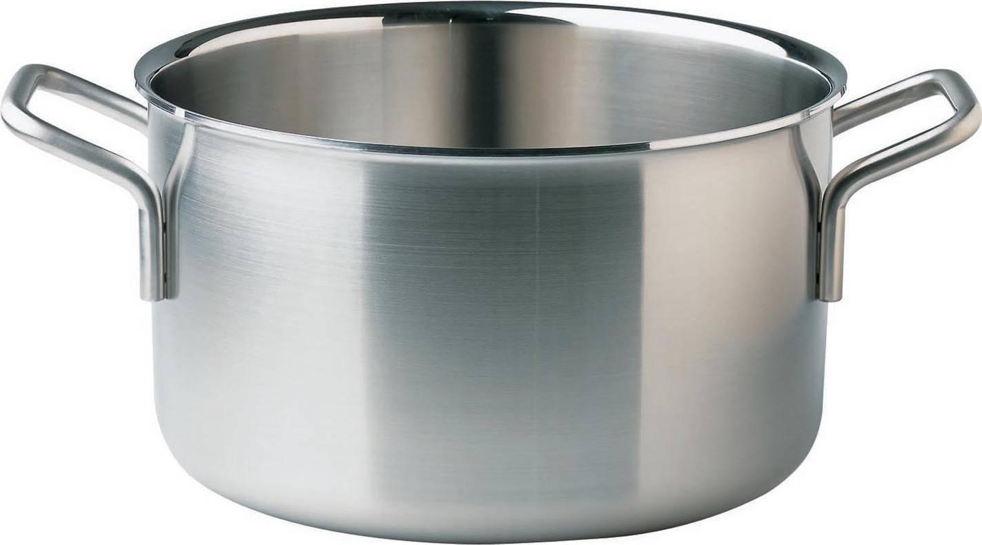 Multi kastrol 6,5l 24 cm, stříbrná, 246370 eva solo