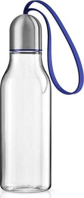 Sportovní láhev 0,7l, modré poutko, Eva Solo