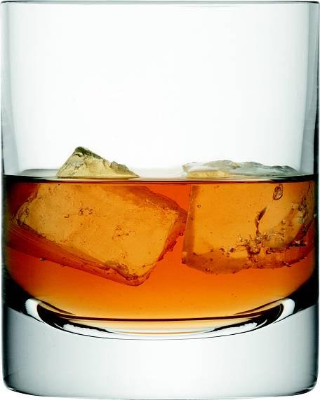 LSA Bar sklenice na whisky 250ml, set 4ks, Handmade G068-10-991 LSA International