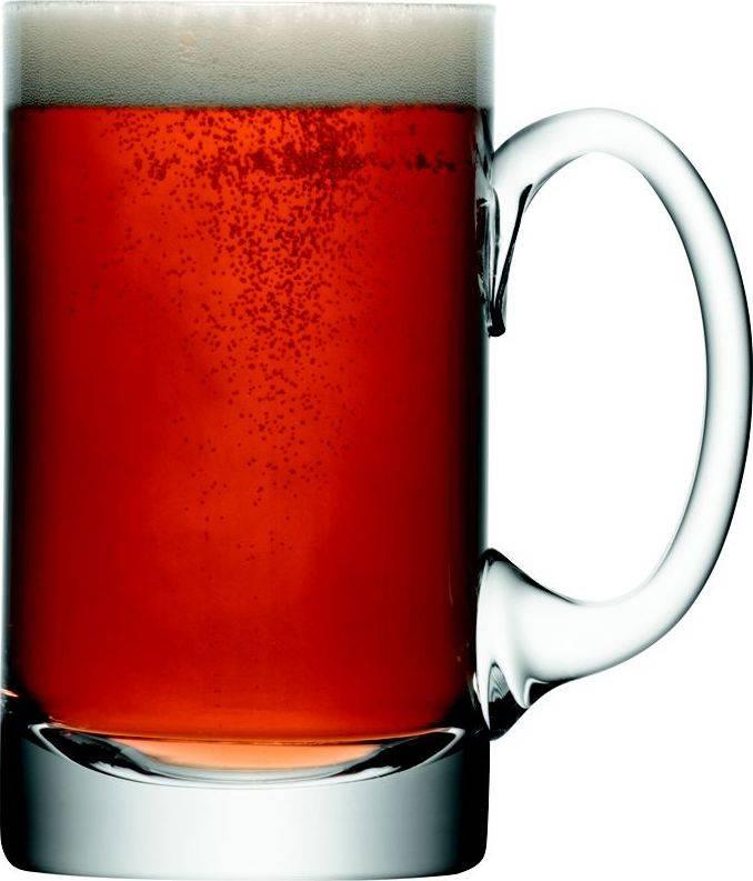 LSA Bar pivní sklenice 750ml, Handmade G108-27-991 LSA International