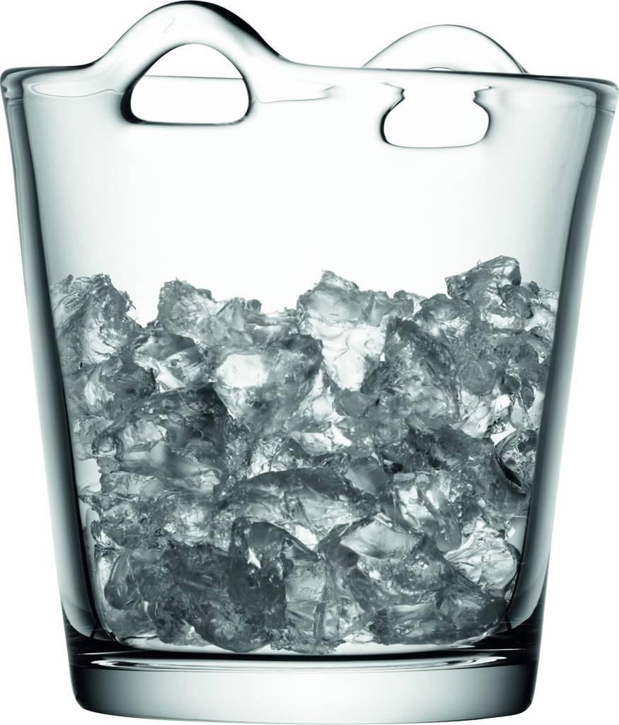 LSA chladicí kbelík BAR, výška 19 cm, čirý, Handmade G259-19-991 LSA International