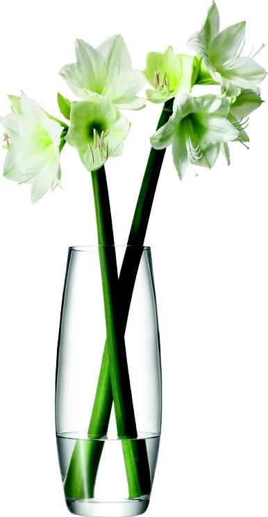 LSA Flower Grand  skleněná váza 41cm cira, Handmade G686-41-301 LSA International