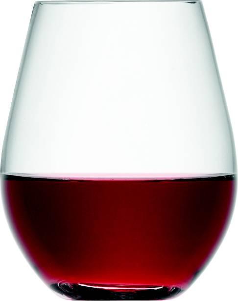 LSA Wine sklenice na červené víno 530ml, Set 4ks, Handmade G887-19-991 LSA International