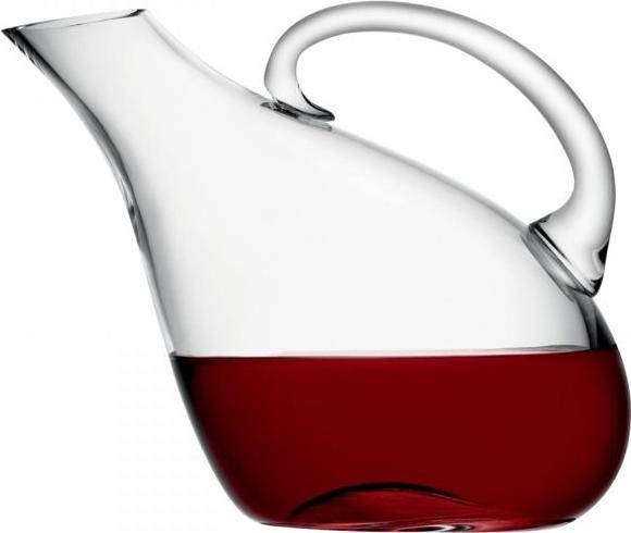 LSA Wine karafa kachna 1,8l, Handmade G855-66-301 LSA International