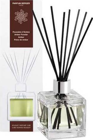 Poussiere d'Ambre / Ambrový prach difuzér kostka 125ml 6006 Parfum Berger