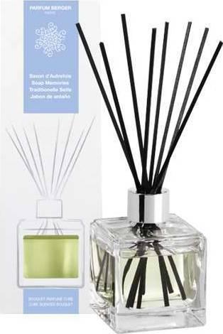 Savon d'Autrefois / Mýdlové bublinky difuzér kostka 125ml 6008 Parfum Berger