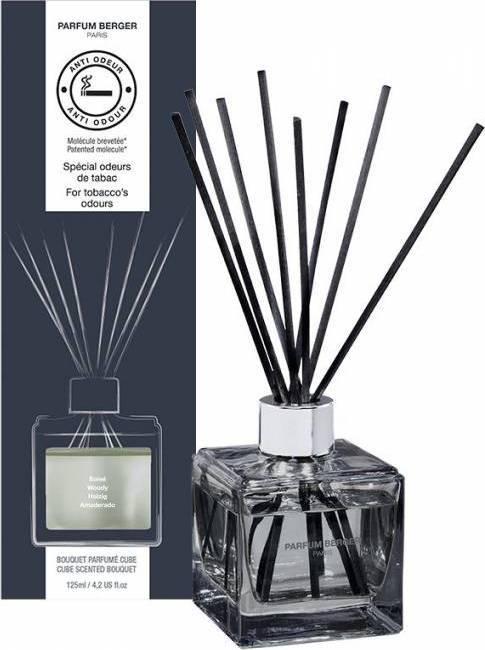 for Tobacco / Na zápach po tabáku, difuzér kostka 125ml 6018 Parfum Berger