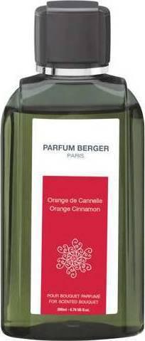 Orange de Cannelle / Pomeranč a skořice náplň 200ml 6032 Parfum Berger