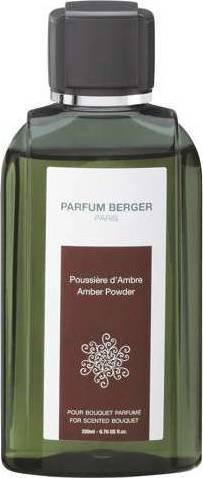 Poussiere d'Ambre / Ambrový prach náplň 200ml 6036 Parfum Berger