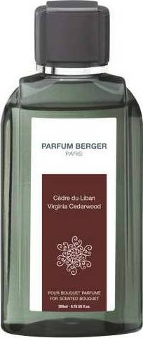 Cedre du liban / Libanonský cedr náplň 200ml 6037 Parfum Berger