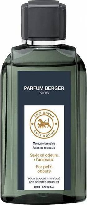 for animals / Na zvířecí zápach náplň 200ml 6271 Parfum Berger