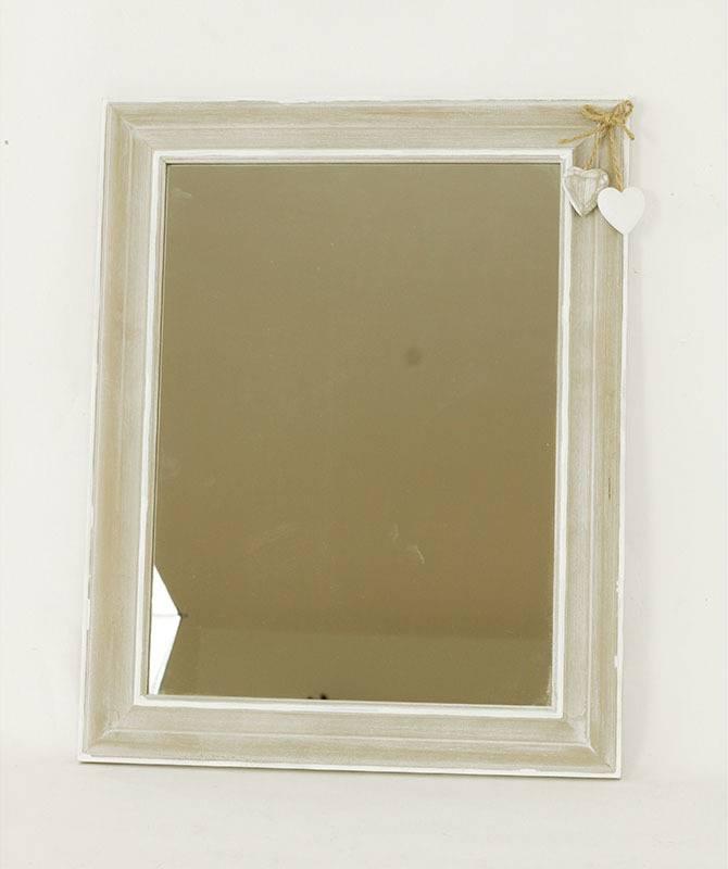 Zrcadlo v dřevěném rámu ARD744830 Art