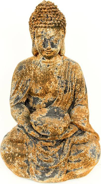 Budha MgO keramika, zahradní dekorace BU4903 Art