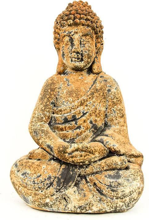 Budha MgO keramika, zahradní dekorace BU4904 Art