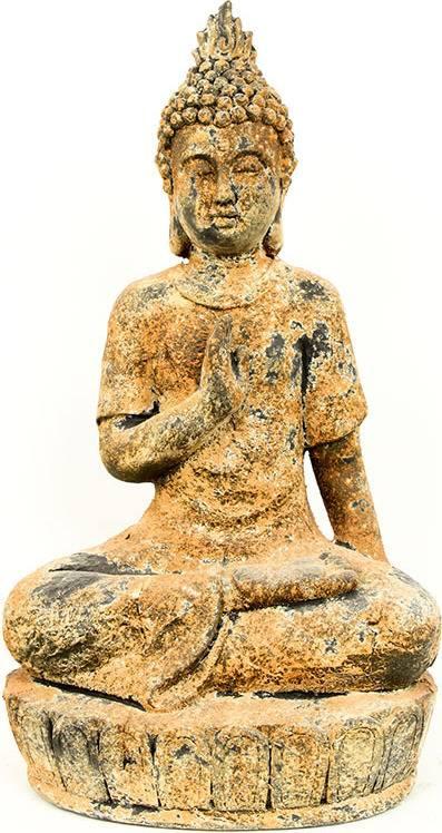 Budha MgO keramika, zahradní dekorace BU4905 Art