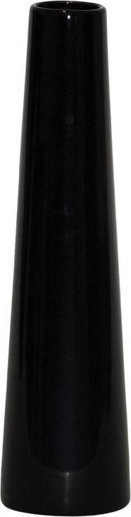Váza keramická černá HL667160 Art
