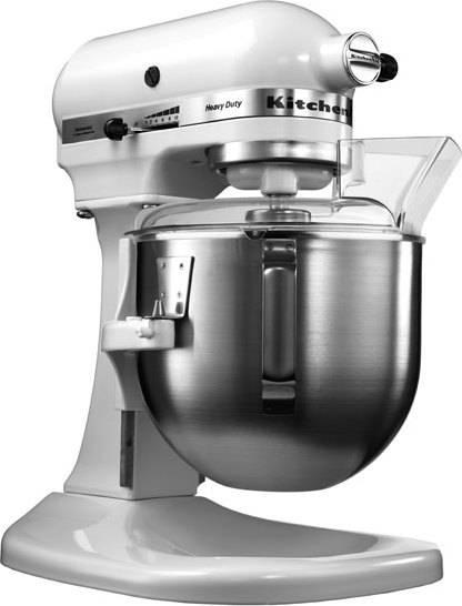 KitchenAid Artisan Robot Heavy Duty mísa 4,83l mísa bílá + dárek k nákupu