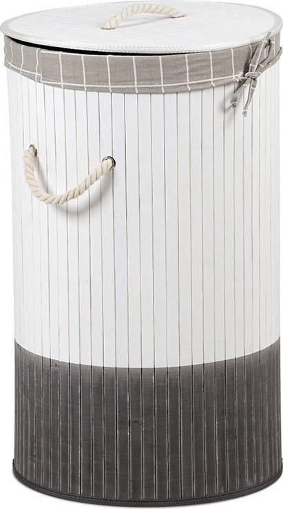 Koš prádelní z bambusu KD4404 Art