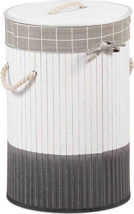 Koš prádelní z bambusu KD4405 Art